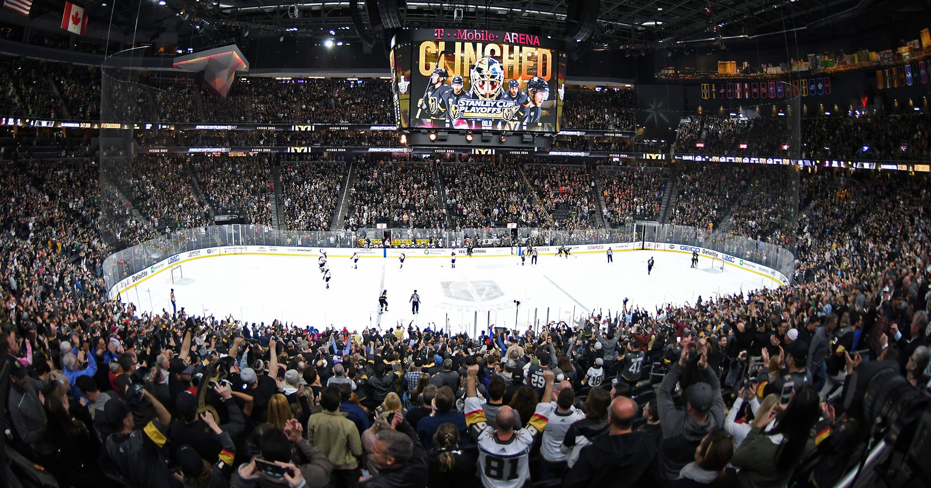 Move Over and Make Way for Professional Sports – Vegas Style! - LV